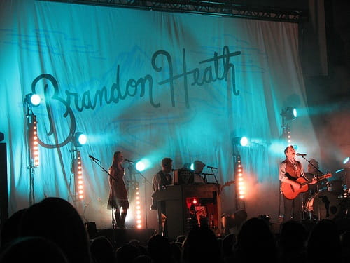 Brandon Heath:  Top 8 Christian Songs