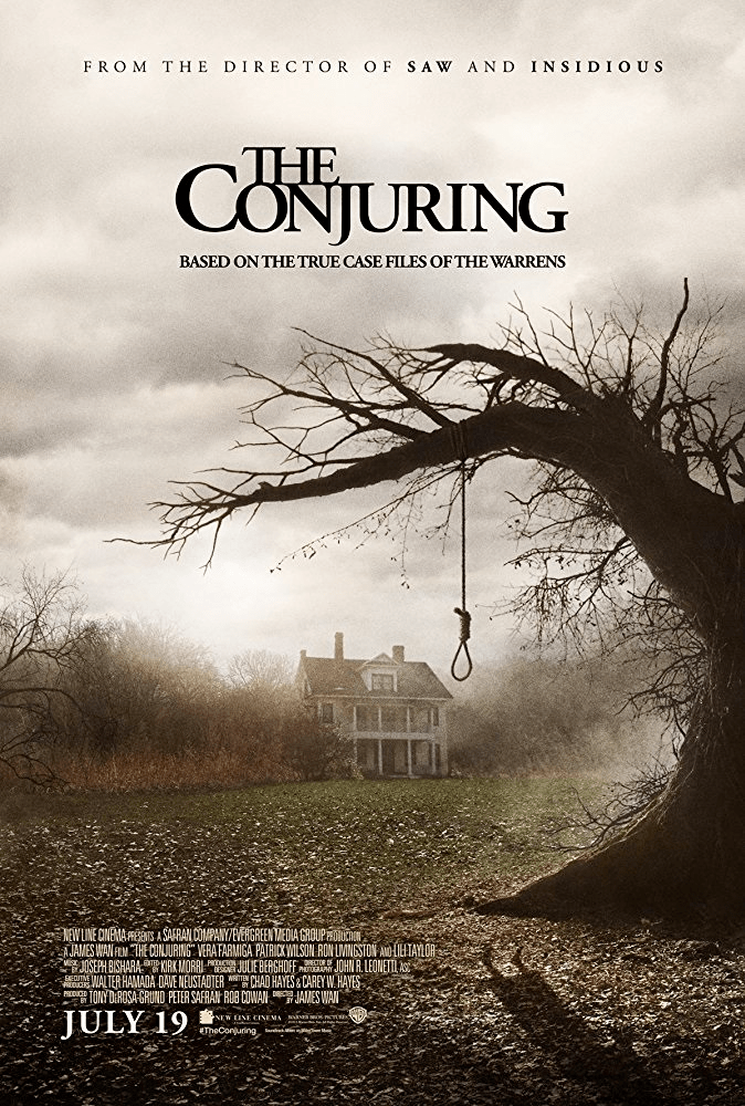 The Conjuring - Horror Movie Written by Christians