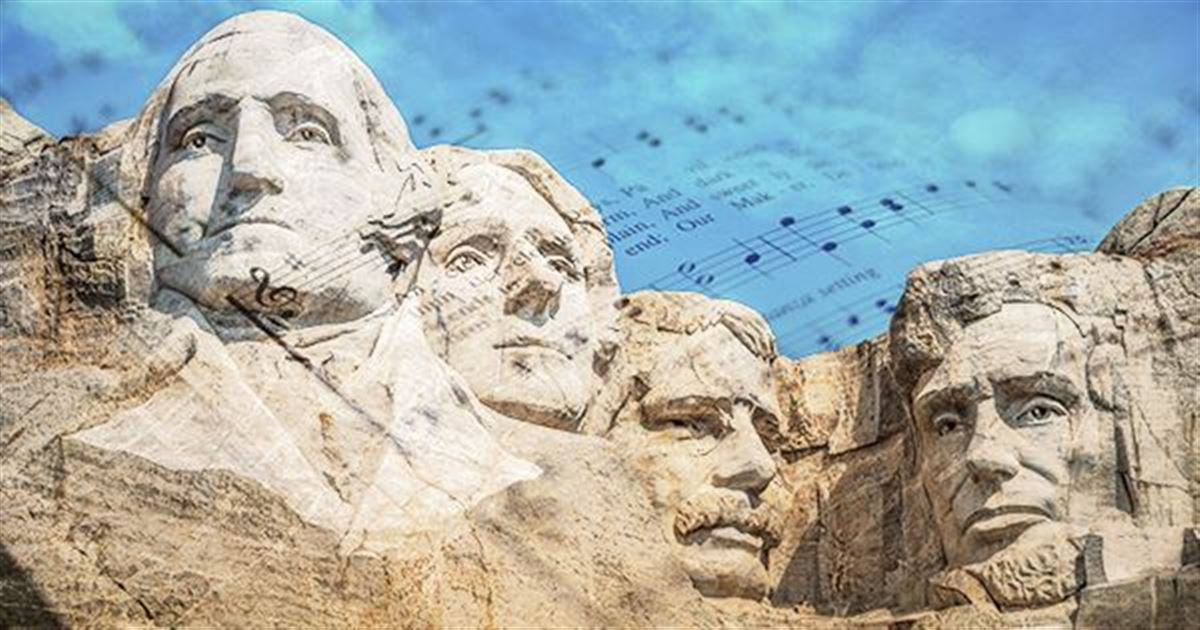 Hymns of Our Fathers - 19 of Our Presidents' Favorite Worship Songs