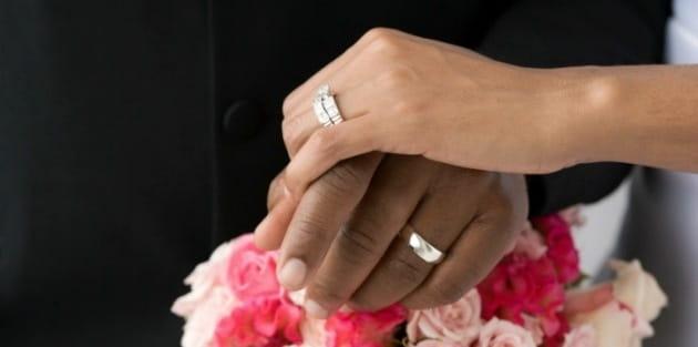 Black Marriage Hands