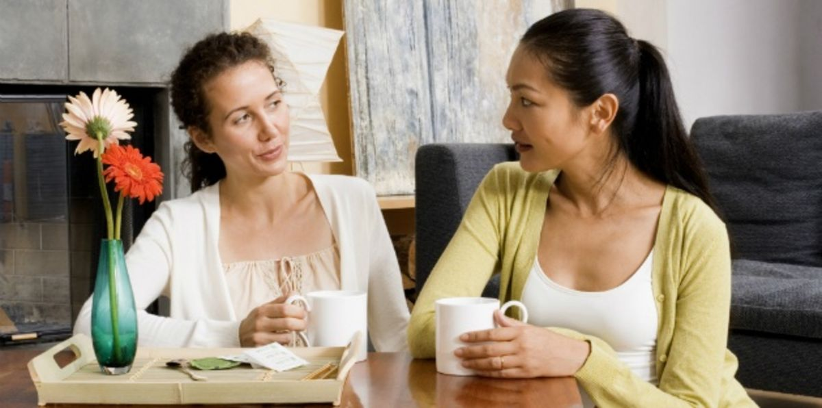 Talking Marriage Intimacy with Friends