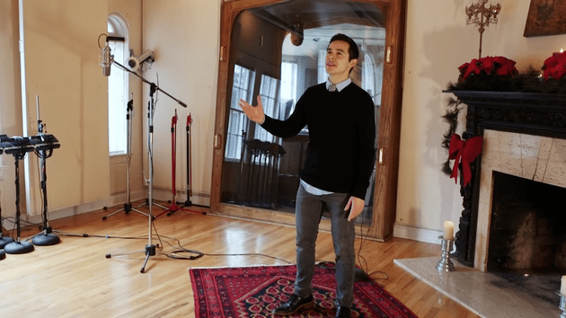 'The Prayer' – Emotional Duet From David Archuleta and Nathan Pacheco