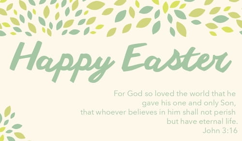 Free christian easter ecards beautiful online greeting cards m4hsunfo