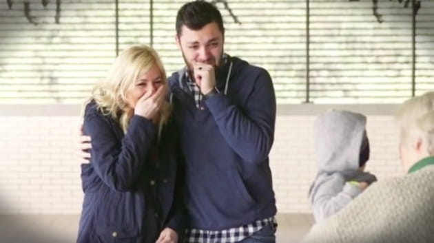 Watch This Couple Meet Their Baby for the First Time-- Adoption is BEAUTIFUL!