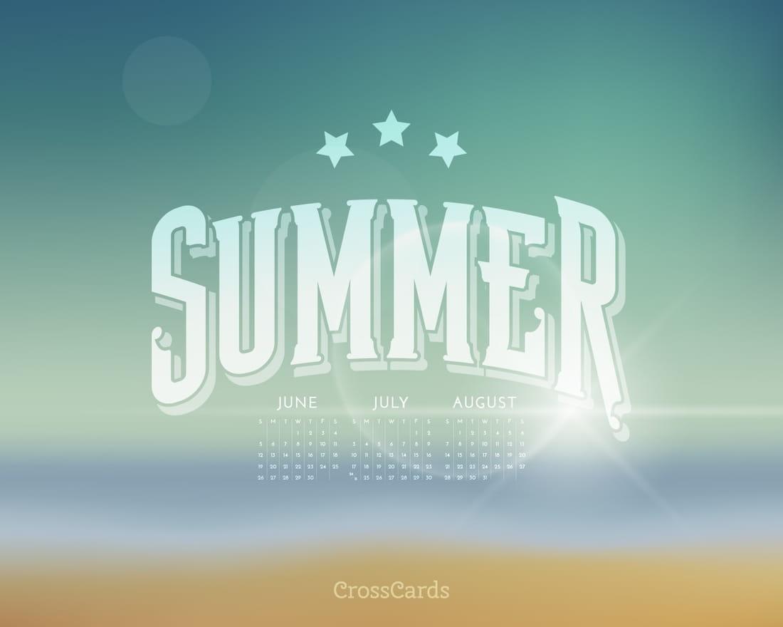 Summer 2016 mobile phone wallpaper