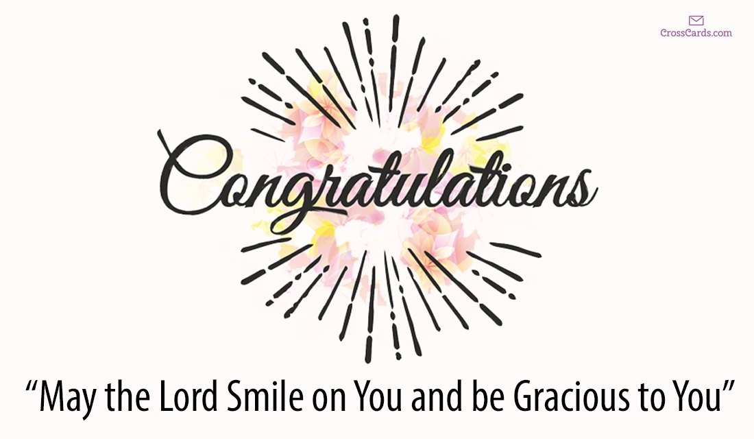 Congratulations To You!  ecard, online card