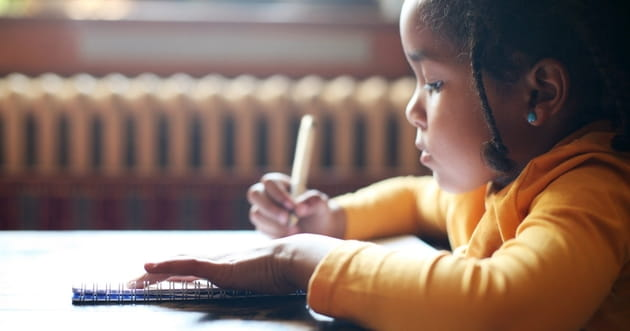 3 Reasons Why I Don't Show My Kids Their Report Cards