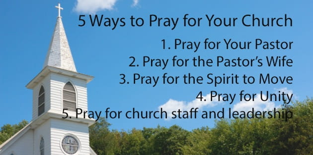5-ways-pray-church