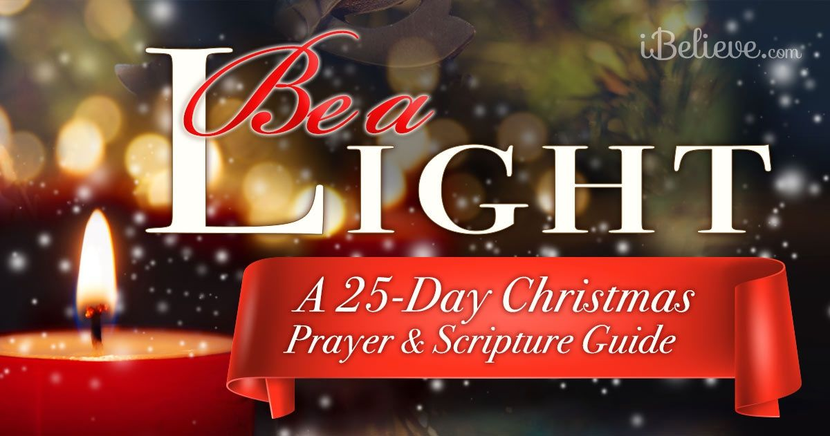 25-Day Christmas Scripture and Prayer Guide