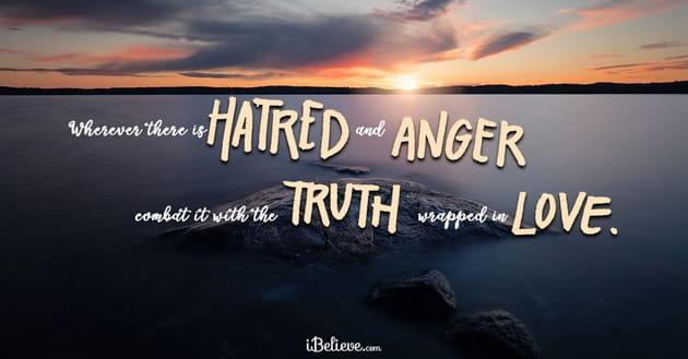 A Prayer for Strength against Spiritual Warfare - Your Daily Prayer