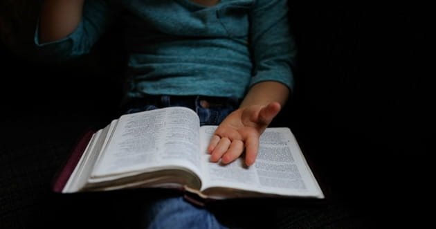 Why Evangelizing Your Child Isn't Forcing Religion