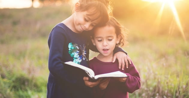 8 Easy Ways to Cultivate a Christ-Filled Home for Your Children