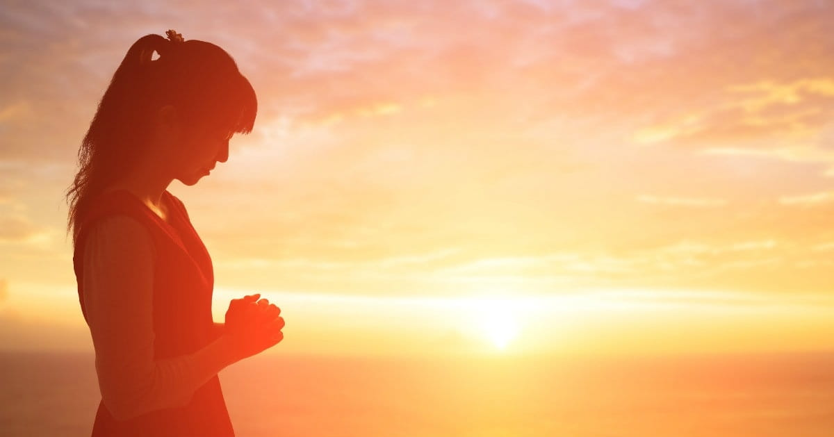 A Powerful Morning Prayer