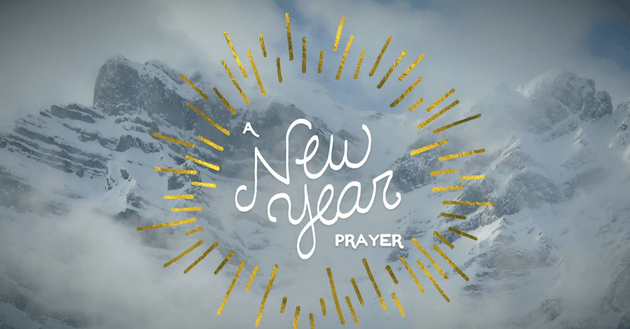 A New Year Prayer - Video