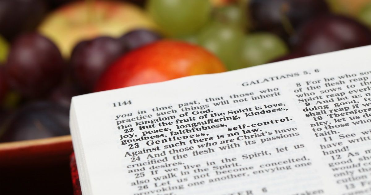 What is the Fruit of the Spirit and How Do I Grow It?