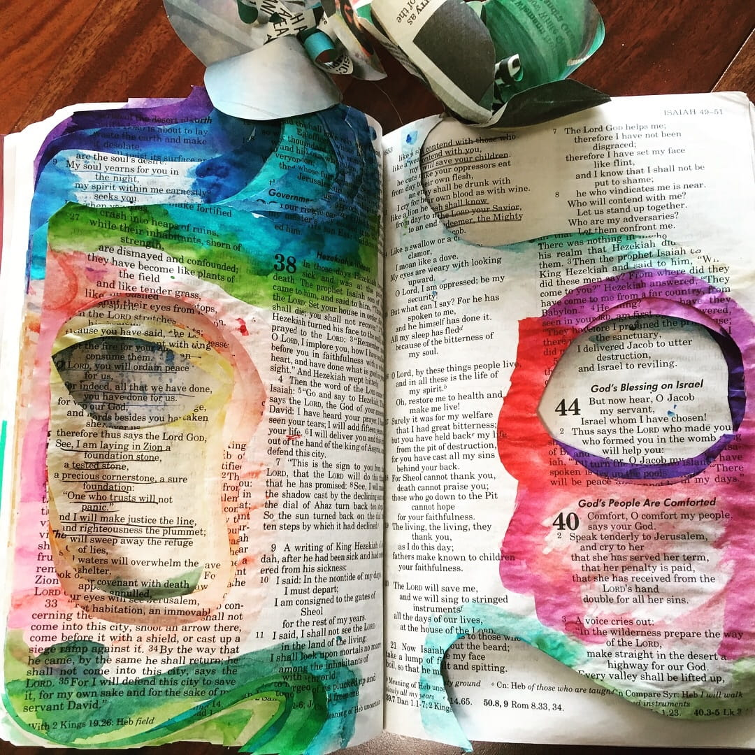 Word Made Art: A New Way of Approaching Scripture
