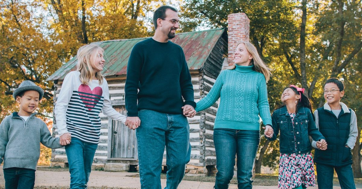 What Do I Need to Know about Raising Adopted and Biological Kids Together?