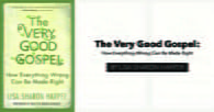 """""""The Very Good Gospel: How Everything Wrong Can Be Made Right"""" by Lisa Sharon Harper"""