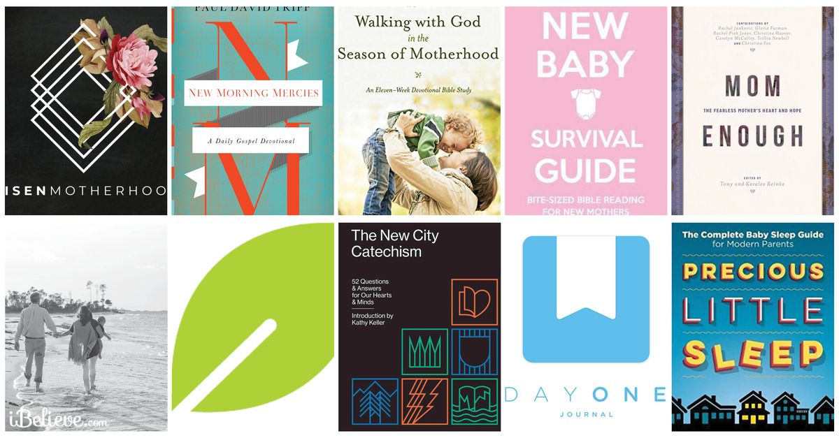 10 Great Resources for New Moms