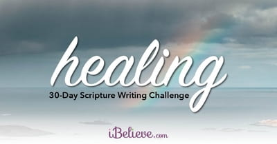 Scripture Writing Guide for Healing