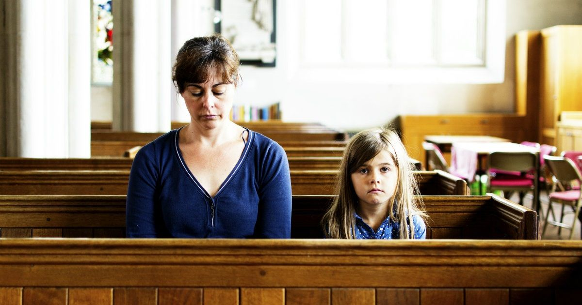Why Single Moms Don't Attend Church (And What We Can Do about It)