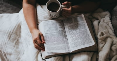 5 Unhelpful Bible Study Habits (And a Better Blueprint for Bible Study)