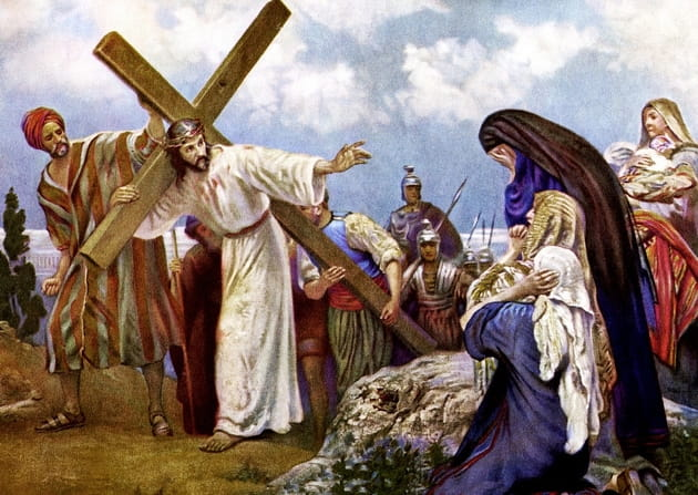 Faithful to the End: The Women at the Cross