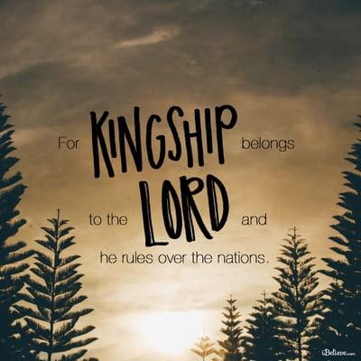 Psalm 22 - NIV Bible - My God, my God, why have you forsaken