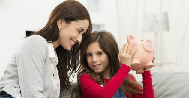 8 Ways to Teach Your Grade School Kids to be Financially Responsible