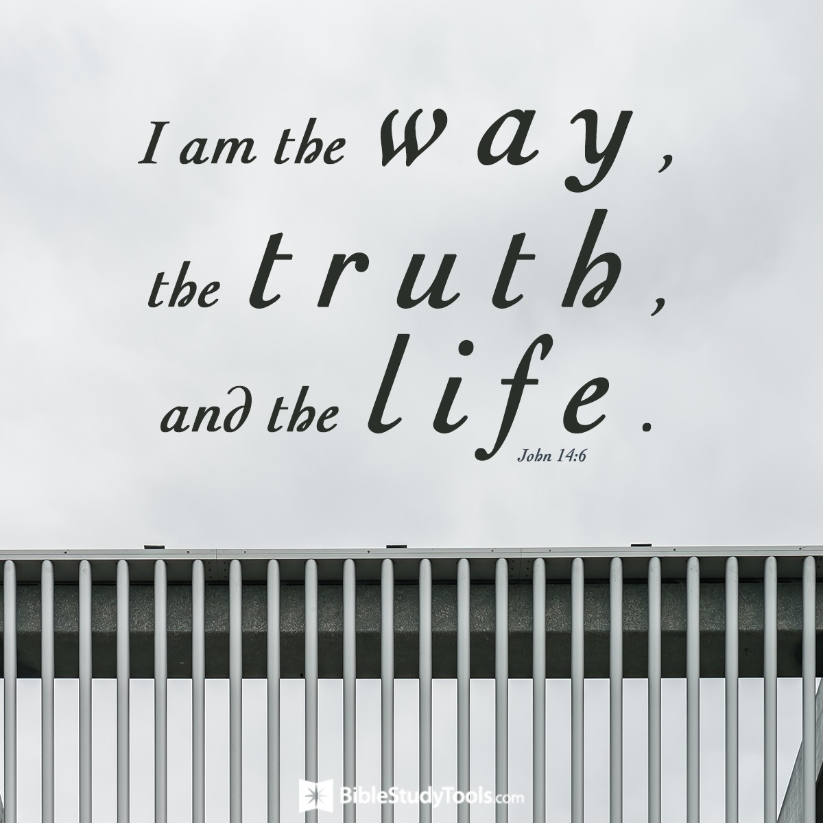 Your Daily Verse - John 14:6