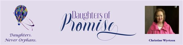 An Embrace With the Eyes - Daughters of Promise - Nov. 18