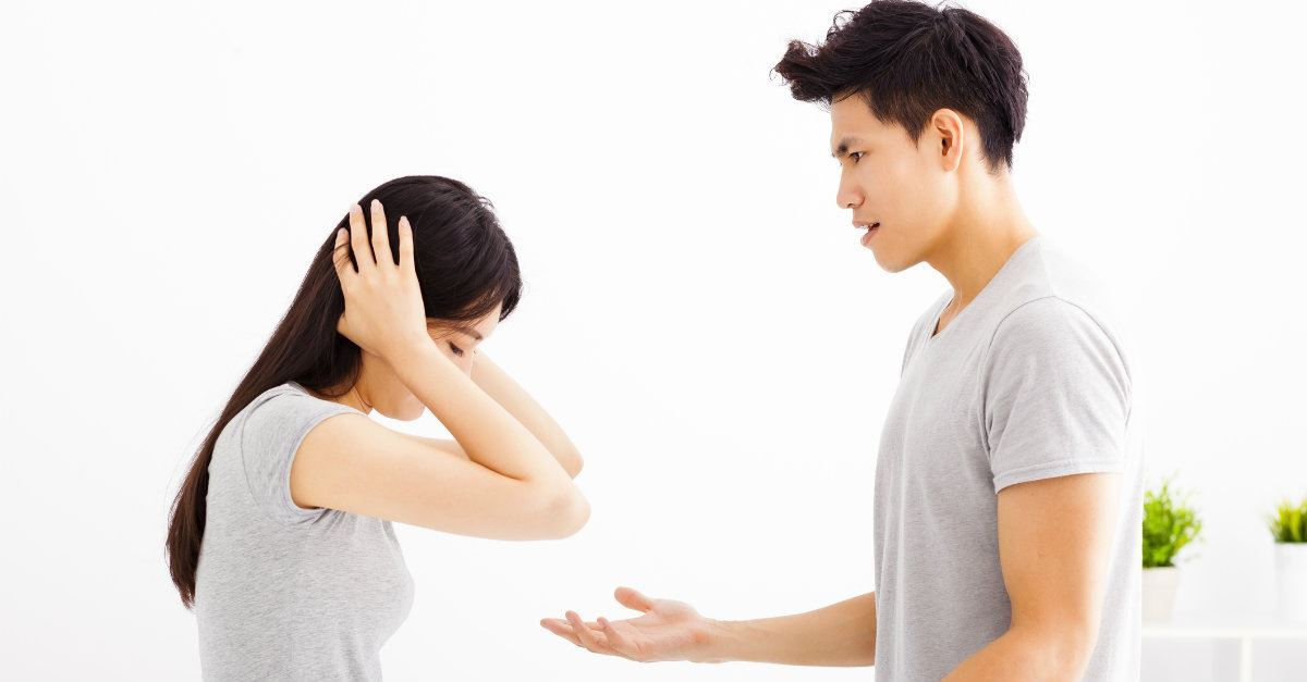 What To Do When You Keep Having the Same Arguments in Your Marriage