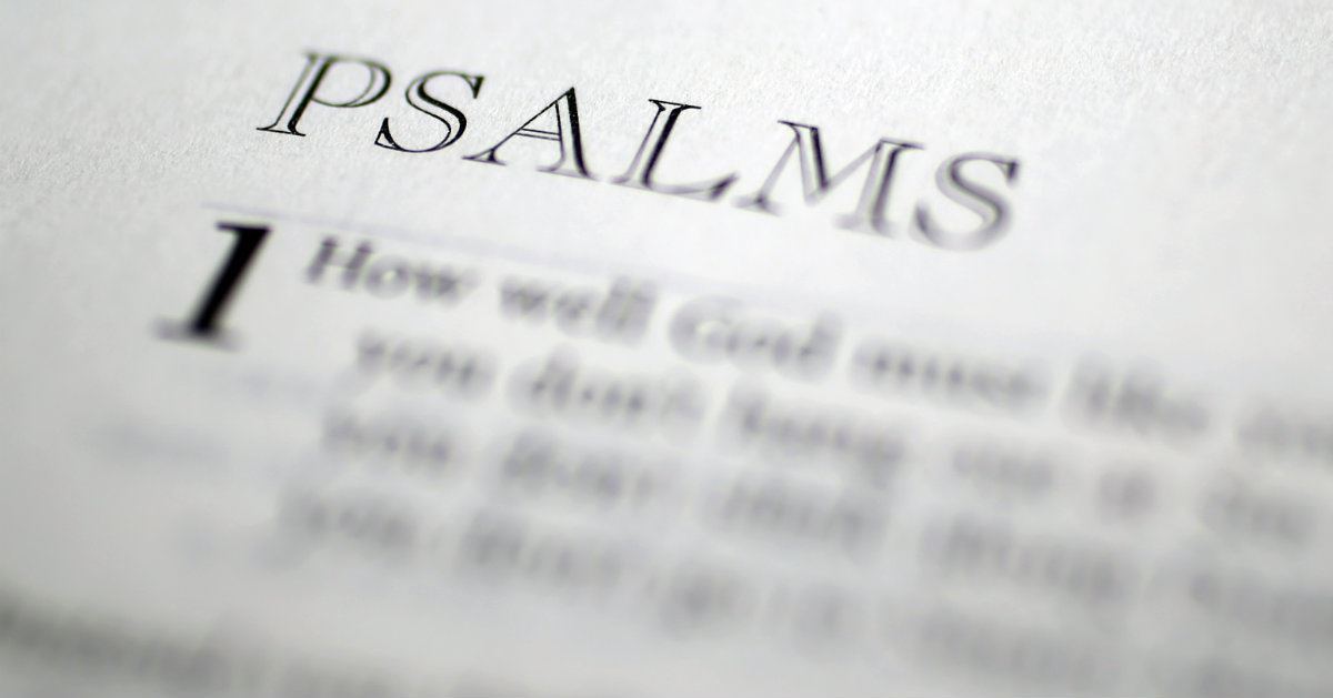 Why Praying the Psalms is So Enriching and One Way to Do It