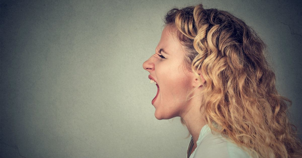 3. It's Okay to Yell and Scream at God – Really.