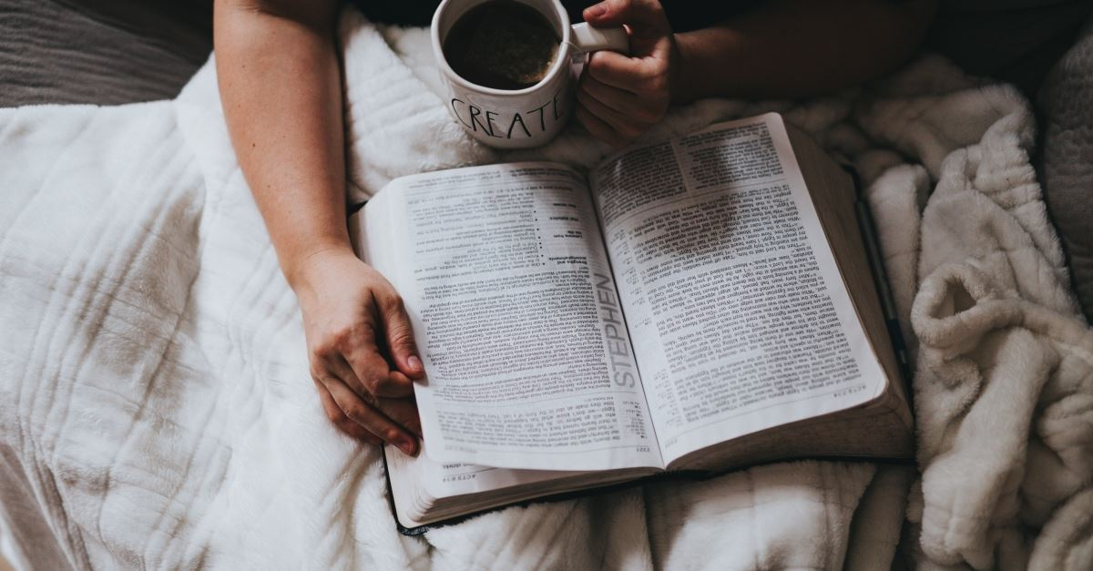 A Prayer to Pray Before You Start Reading Your Bible