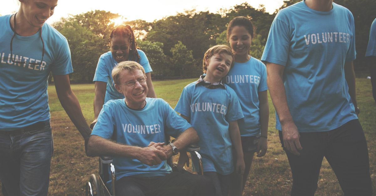 5. Involve your child in service projects.