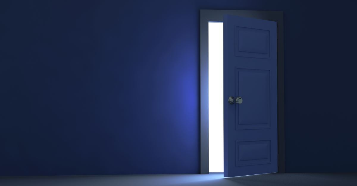 7 Reasons Not to Walk through an Open Door