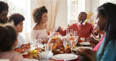 How to Be a Happier Thanksgiving Host