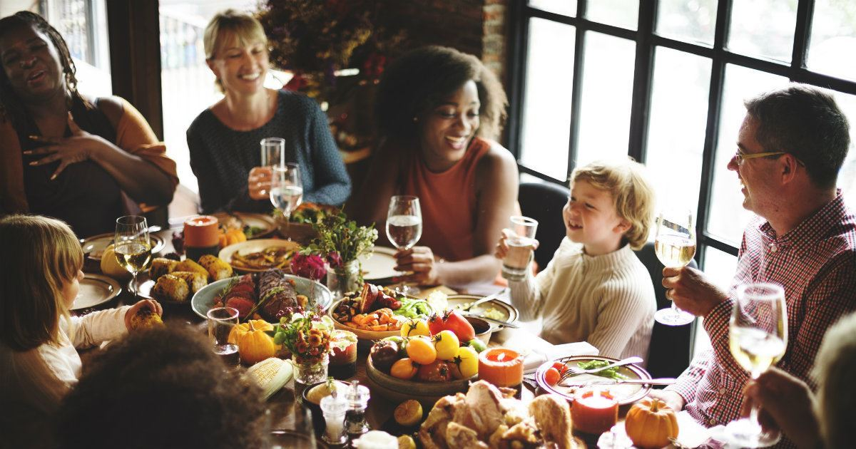 60 Interesting Conversation Starters for Family Time This Thanksgiving