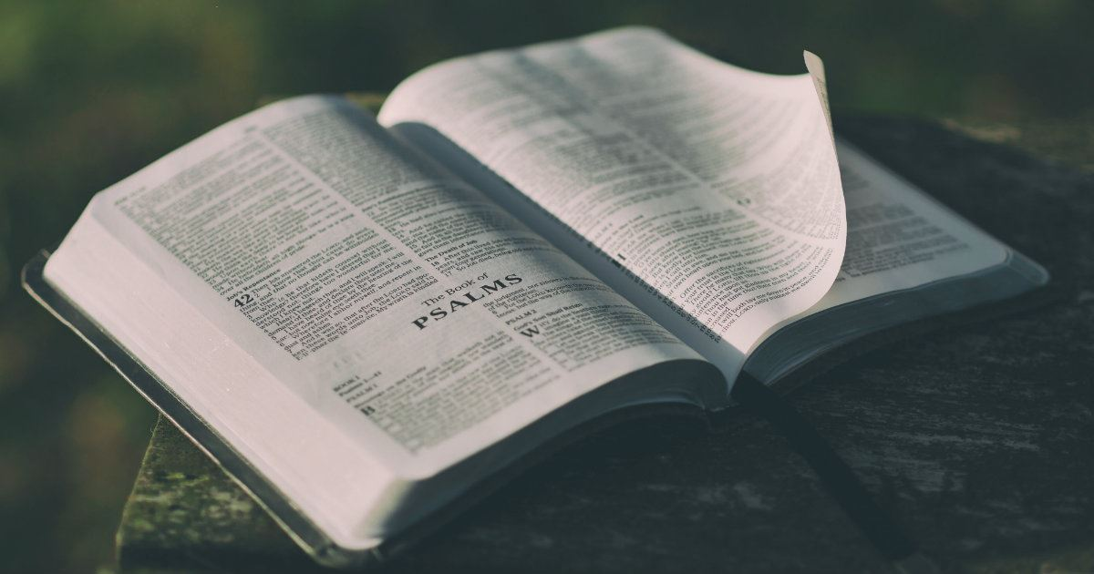 10 Beautiful Psalms for Healing to Read and Pray