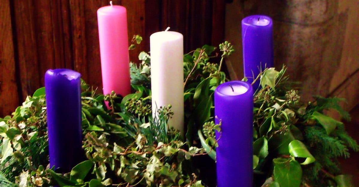 Advent Wreath Prayers for Lighting the Candles