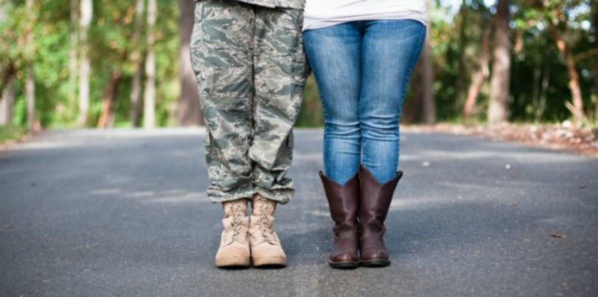Married to a Solider: Lessons from a Life of Service and Sacrifice