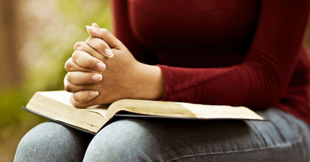 A Week of Prayers for When You Feel Spiritually Dry