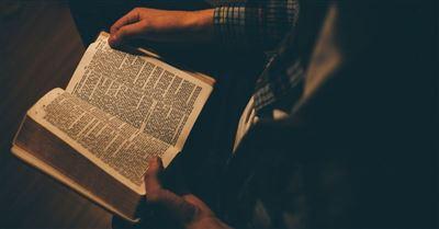 9. A Men's Study Bible
