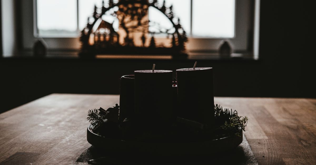 Why You Shouldn't Be Ashamed of Your Anxiety during Advent