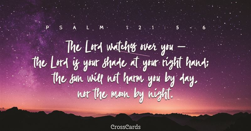 Psalm 121 - NIV Bible - I lift up my eyes to the mountains— where does my...