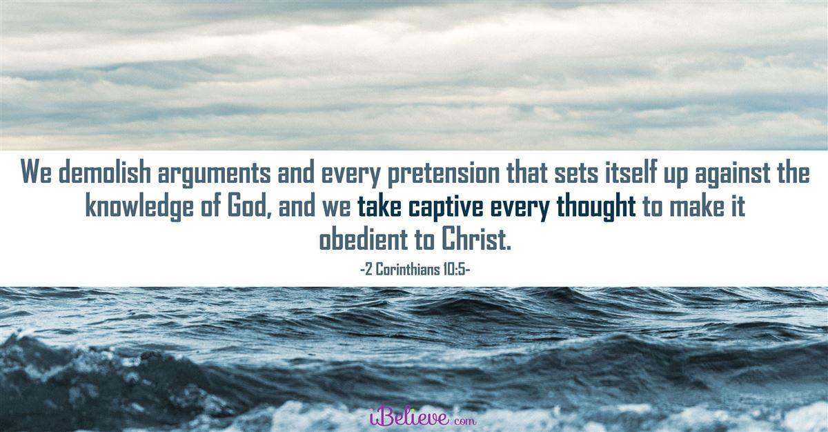Your Daily Verse - 2 Corinthians 10:15