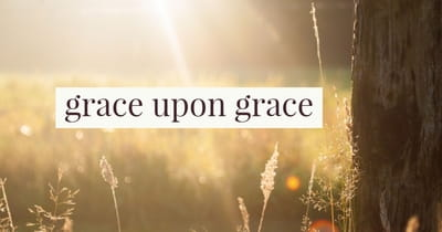 What Are You Supposed To Do With Grace
