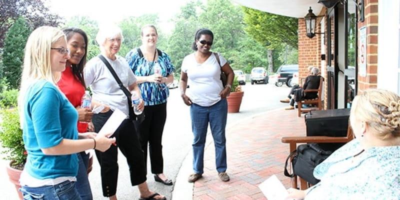 Nursing Home Evangelism: Preaching at the 'Bus Stop to Eternity'