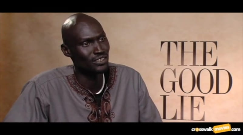 "Video: Crosswalk.com Chats with the Cast of ""The Good Lie"""